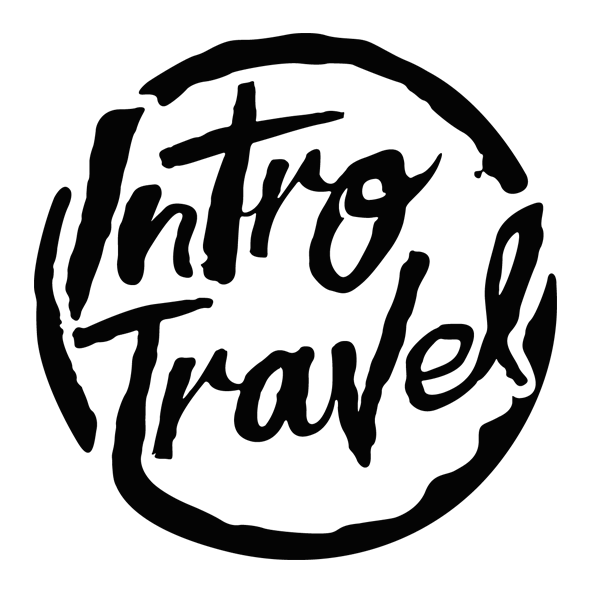 Intro Travel Logo